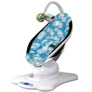 4moms Mamaroo Bouncer - Blue Plush