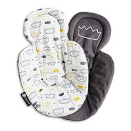 4moms Reversible Newborn Insert, Limited Edition (Little Royal)