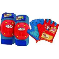 Bell Jake and The Never Land Pirates Protective Gear with Elbow PadsKnee Pads and Gloves