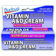 Budpak Vitamin A and D Cream, 1 Ounce