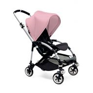 Bugaboo Bee3 Stroller - Soft PinkBlackAluminum(Stroller not included)
