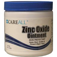 15 oz CareAll Zinc Oxide Jar Case Pack 12