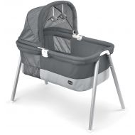 Chicco LullaGo Deluxe Portable Bassinet - Charcoal