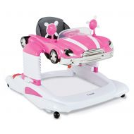 Combi Baby Activity Walker  All-in-One Mobile Activity Center, Entertainer, and Snack Tray  Bounce, Drive and Play