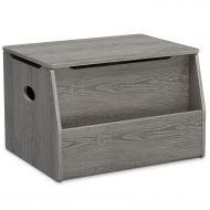 Delta Children Nolan Toy Box, Bianca White