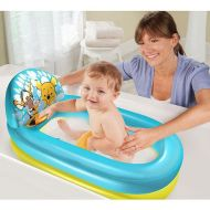 Disney 1002545 Disney Pooh Inflatible Super Cushioned Bath Tub