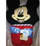 Mickey Mouse Hooded Baby Towel, By Disney Baby
