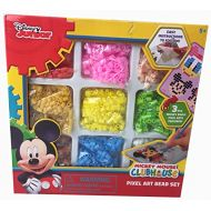 Disney Junior Mickey Mouse Clubhouse Pixel Art Beads Crafts Fusion Set (2400+ Piece)