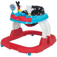 Safety 1st Ready, Set, Walk! 2.0 Developmental Baby Walker with Activity Tray (Nantucket 2)