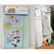 Disney Mickey and Minnie Diaper Stacker, Green