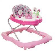 Disney Baby Minnie Mouse Music and Lights Baby Walker with Activity Tray (Garden Delight)