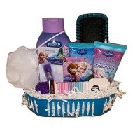 Disney Frozen Childrens Bath & Body Gift Set 9 piece Bubble Bath, Shampoo, Body wash and more
