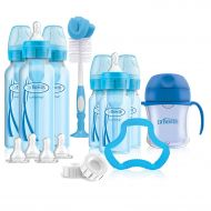Dr. Browns Options Baby Bottles Gift Set, Blue