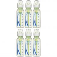 Dr. Browns Bottles 6 Count (8 Oz), Option Bottles Can Be Used with or Without the Vent