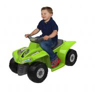 Surge Quad Boys 6-Volt Battery-Powered Ride-On, Green