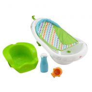 Fisher-Price 4-in-1 Sling n Seat Tub, Green