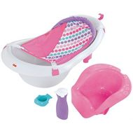 Fisher-Price 4-in-1 Sling n Seat Tub, Pink