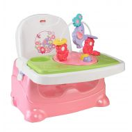 Fisher-Price Pretty n Pink Booster Seat, Elephant