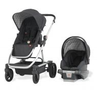 Gb gb Evoq 4-in-1 Travel System, Charcoal