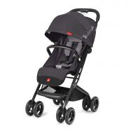 Gb gb 2018 Buggy QBIT+ WITH Bumper Bar Silver Fox Grey - from birth up to 17 kg (approx. 4 years) - GoodBaby QBIT PLUS