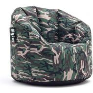 Generic Big Joe Milano Bean Bag Chair (Woodland Camo)