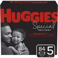 Huggies Special Delivery Hypoallergenic Baby Diapers, Size 5, 84 Ct, One Month Supply: Baby