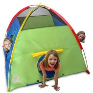 Kiddey Kids Play Tent & Playhouse  IndoorOutdoor Playhouse for Boys and Girls  Promotes Early Learning, Social Bonding, Imagination Building and Roleplay  Easy Setup