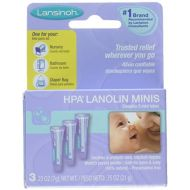 Lansinoh HPA Lanolin for Breastfeeding Mothers, 40 Grams, 1.41 Oz. (Pack of 4)