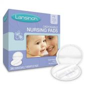 Lansinoh Ultra Soft Nursing Pads, 36 Count (Pack of 3)