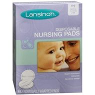 Lansinoh Nursing Pads Disposable 60 Each (Pack of 5)