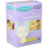 Lansinoh Nursing Pads Stay Dry 60 Each ( Pack of 8 )