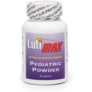 Lutimax Luteolin Pediatric Powder with Rutin - All Natural Immune Support - 30 Grams -100 Servings