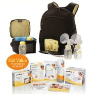 Medela Pump In Style Advanced Backpack Solution Set + Free Accessory Set