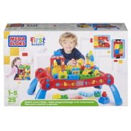 Mega Bloks Play n Go Table (8237) (Age: 12 months - 3 years)