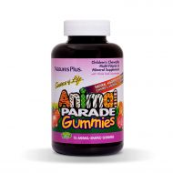 Natures Plus AP Gummies Assorted Tablets, 75 Count