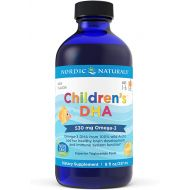 Nordic Naturals - Childrens DHA, Healthy Cognitive Development and Immune Function, 8 Ounces