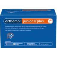 Original Orthomol junior Omega plus