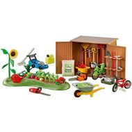 PLAYMOBIL Playmobil 6558 Tool Shed With Garden