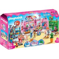 PLAYMOBIL Shopping Plaza Building Set
