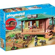 PLAYMOBIL Ranger Station with Animal Area