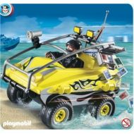 Playmobil 4449 Robber Amphibious Vehicle