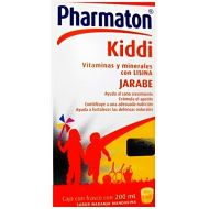 Pharmaton PHARMATON KIDDI SYRUP WITH ESSENTIAL MULTIVITAMINS AND MINERALS