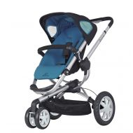 Quinny Buzz Stroller - Rebel Red - One Size