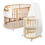 Stokke Sleepi System, Natural