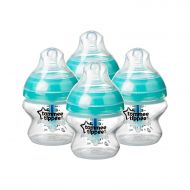 Tommee Tippee Advanced Anti Colic Baby Bottle, 5 Ounce, 4 Count