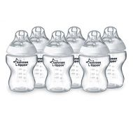 Tommee Tippee Closer to Nature Bottle, 9 Ounce, 6 Count