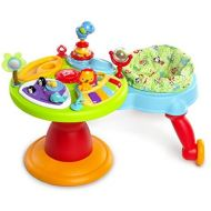 Visit the Bright Starts Store Bright Starts 3-in-1 Around We Go Activity Center, Ages 6 months Plus