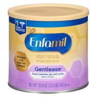 Walgreens Enfamil Gentlease Infant Formula Powder Makes 151 Ounces