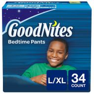 Walgreens GoodNites Bedtime Bedwetting Underwear for Boys, Size LXL