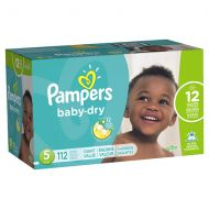Walgreens Pampers Baby Dry Diapers Size 5